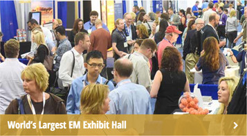 World's largest EM exhibit hall